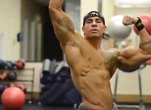 bodybuilder;muscle,Muscle;Solo Male;Gay Dez Carlo