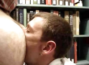 public;library;ass-eating;rimming;blowjob;sucking-dick,Blowjob;Gay;Public Rimming and...