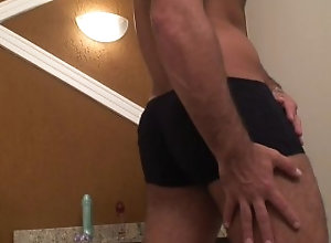 justgonegay;hairy;masturbation;solo-male;bedroom;latino;handjob;gay;hunks;cumshot;big-dick;dick;balls,Solo Male;Gay;Bear Hairy latino stud...