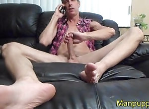 manpuppy;foot-worship;foot-fetish;foot;feet;feet-joi;feet-worship;dilf;daddy;call-me-daddy;phone;phone-sex;cell-phone;cum;biggest-cumshot-ever;massive-cumshot,Daddy;Fetish;Gay Foot Fetish Phone...