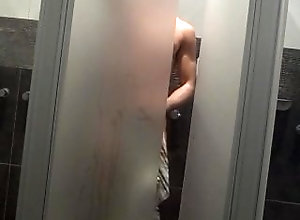 spy;spycam;shower;locker-room;hidden-cam;spy-cam,Gay;Straight Guys;Public Bearded Hunk Gym...