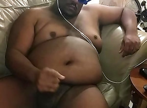 big-black-dick;jacking-off,Solo Male;Big Dick;Gay first video of 2017