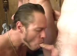Gay,Gay Threesome,Gay Kissing,Gay Muscled,gay,kissing,threesome,muscled,tattoo,blowjob,handjob,men,gay porn Damon Dogg with...