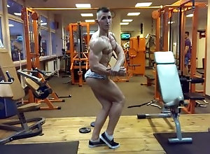 gay;bodybuilder,Muscle;Solo Male;Gay Bodybuilder281220...