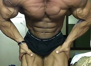 flex;muscle,Muscle;Gay;Hunks Ripped...