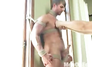 edging;edging-handjob,Black;Gay poor guy