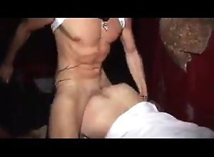 double-fuck;bareback;buddies,Group;Gay QUICK VIDEO:...