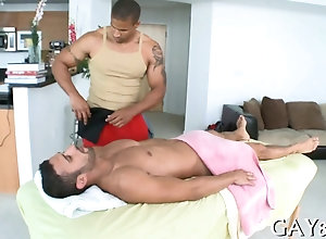 blowjob,hardcore,gay,massage Tattooed black...