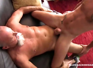 gay,masturbation Daddy Travis...