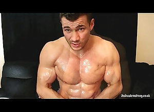 video,cum,cock,oil,domination,fetish,fantasy,gay,muscle,aggressive,roleplay,worship,hunk,flexing,pecs,god,biceps,verbal,gay Oiled muscle hunk...