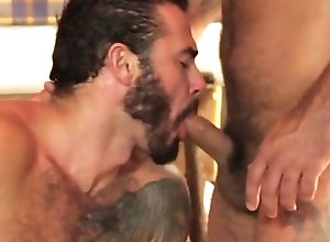 Gay,Gay Muscled,Gods of MEN,gay,muscled,tattoo,men,bearded,riding,condom,blowjob,doggy style,gay fuck gay,gay porn Last Goodbye -...