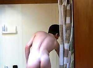 Gay,Gay Twink,Gay Masturbation Solo,Gay Bath/Shower,william isaacs,gay,solo,masturbation,british,twink,shower,Black Hair,cum jerking off Bottom Boy...