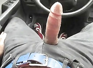gay;stroke;cum,Gay hot B.M. in car