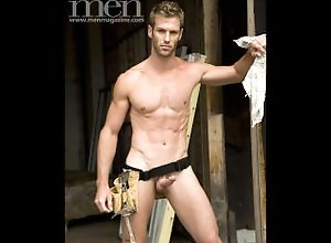 levi-poulter;man;nude;naked;erotic;perfect-body,Muscle;Solo Male;Gay LEVI POULTER, A...