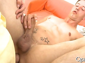 anal,blowjob,hardcore,gay Hot dude with...