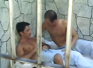 Gay,Gay Muscled,gay,prison,jeans,blowjob,men,gay muscled,gay porn Muscle Men Cellmates